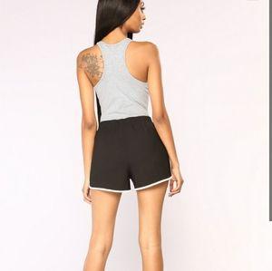 Zoey Racer Back Bodysuit